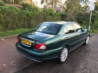 2004 Jaguar X-Type 2.0 D Sport 4dr Manual @07445775115