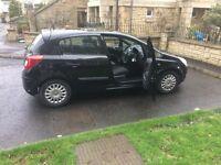 Vauxhall Corsa 1.2 CDTI 5 door Black 2008 reg
