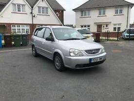Kia Carens, Cheap To Run And Insure, Great family car