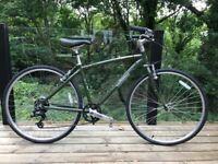 """Marin Bridgeway 17"""" Hybrid Bike"""