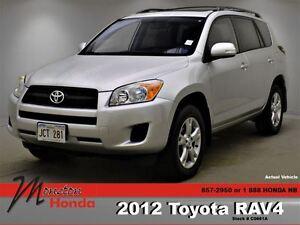2012 Toyota RAV4 Base (A4)