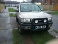 Vauxhall Frontera 4x4 2.2