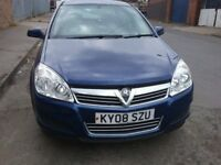 08 Vauxhall Astra Petrol 1.4 (Low Mileage) Full Year MOT Excellent Condition Throughout Great Runner