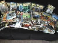 White dwarf magazines, wzrhammer,d&d,role playing