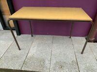 Primary School Double Table