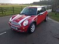 2006 Mini One Seven reliable small car