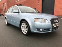 2007 AUDI A4 SE 2.7 TDI AUTOMATIC ONLY 110,000 MILES FULL SERVICE HISTORY ONE OWNER