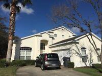 Florida Disney USA Holiday Villa 5 Bedroom Rental 2018 2019