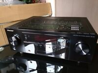 Pioneer VSX-921 home cinema amp and extras