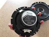 """Pioneer Speakers- 6,5"""" - 40w- 2 way coaxial"""
