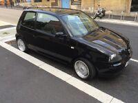 Seat Arosa S 1.4 Full black leather interior/Alloys