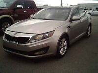 2012 Kia Optima EX Luxury (A6) CUIR TOIT *GARANTIE*
