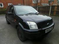 Ford Fusion 2 Low milage long Mot 1.4 16v cheap to insure