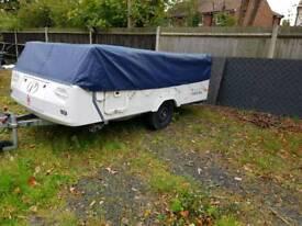 Fiesta pennine trailer tent