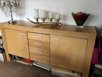 Dining room Sideboard , solid wood
