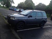 Land Rover freelander td4 semi auto!