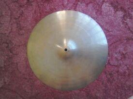 Vintage cymbal