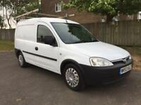 Vauxhall combo 1.7 di white excellent van / runner / very clean cheap van £995