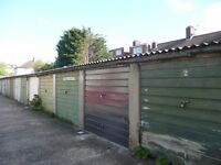 Garage just off Woodvale Avenue TO LET located between South Norwood, West Norwood & Crystal Palace