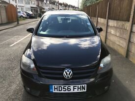 VW Golf Plus GT TDI Automatic Diesel DSG 2007 (Not MK5 Golf, Mercedes, Seat, Audi A3, BMW)