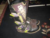 alpinestar motorcross boots