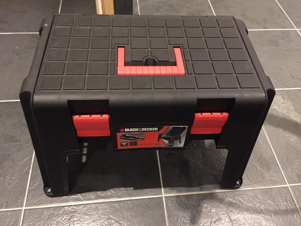 Black And Decker Toolbox Step 2 For 163 14 In Carlton
