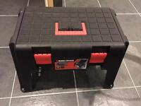 Black and decker toolbox/step 2 for £14