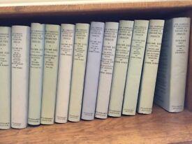 Complete set of Sigmund Freud Books