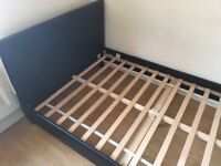 Small double bed frame for sale