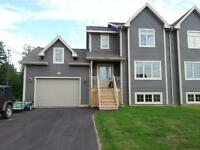 Beautiful 2 year old Semi with Garage and Large Lot for SALE