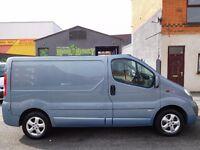 Finance Available & No VAT! Vauxhall Vivaro SWB Sportive 2013 full service history & AIR CON (3)