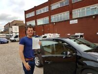 R u a Nervous driver? would you like to pass your test 1st time? Ace driving school,Ring 07428107707