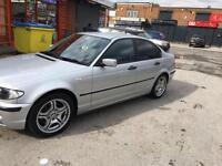 BMW 320D 2004 MODEL 150HP
