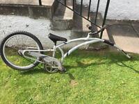 Bike attachment for sale.