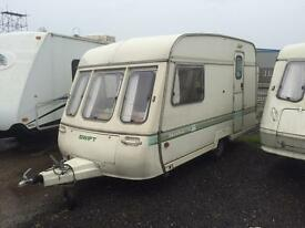 2 BERTH SWIFT WITH END KITCHEN AND EXTRAS MORE IN STOCK AND WE CAN DELIVER PLZ VIEW
