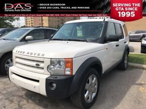 2008 Land Rover LR3 V8 HSE NAVIGATION/PANORAMIC SUNROOF/7 PASS