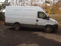 IVECO DAILY 35S14 (136) '07 PLATE / 1 OWNER / FITTED TACHOGRAPH