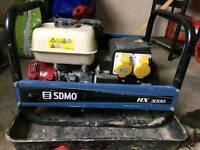 Honda petrol generator sdmo hx3000
