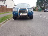 Land Rover Freelander 2 2.2 TD4 GS 5dr £5,995 p/x welcome 2008 (08 reg), SUV