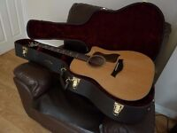 Taylor 610ce new model , only bought 3weeks ago , as new condition , change of circumstances