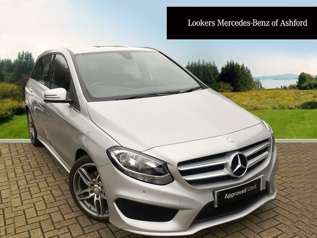mercedes benz b class b 180 d amg line executive silver 2016 09 27 in ashford kent gumtree. Black Bedroom Furniture Sets. Home Design Ideas