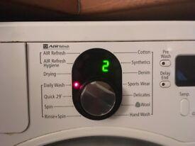 Second hand Samsung WD8704RJA 7kgAIR RefreshWasher Dryer