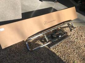 Mercedes g wagen bull bar