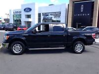 2012 Ford F-150 Lariat PWR MOONROOF/LEATHER/CREW CAB