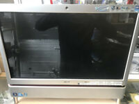 Acer Aspire Z5700 All in one desktop 23 inch 500gb