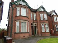 * Ground Floor Studio Flat * Fully Furnished * Near W'ton City Centre * Rent Inc Heating/Hot Water *