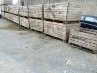 POTATO BINS FOR SALE - ideal stick / firewood bin