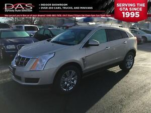2010 Cadillac SRX Luxury Collection AWD/PANORAMIC ROOF