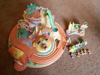 Mimi & goo goo fun park play set
