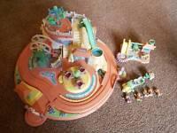 Mimi & goo goo fun park play set